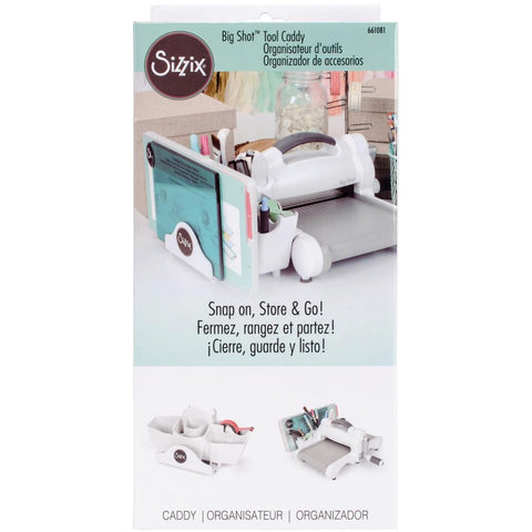 Sizzix Big Shot Tool Caddy White