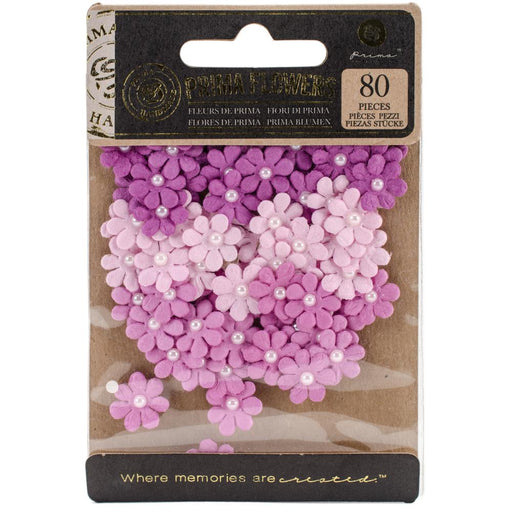 Prima Marketing Mulberry Paper Flowers Lani