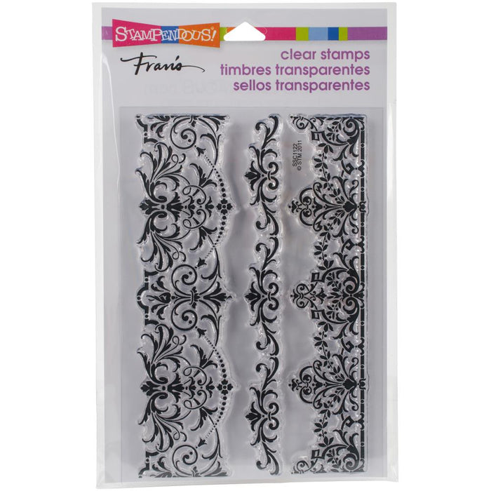 Stampendous Perfectly Clear Stamps