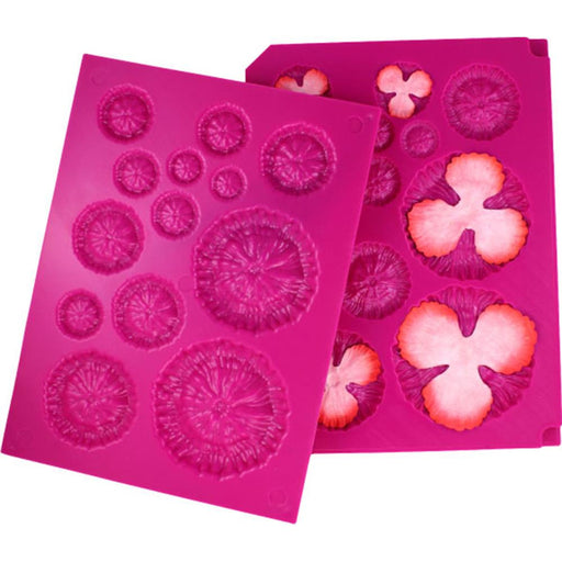 Heartfelt Creations Shaping Mold  3D Floral Basics