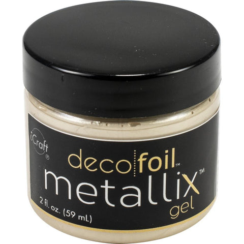 Deco Foil Metallix Gel 2oz