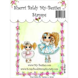 "My Besties Clear Stamps 4""X 6"" Sisters -MYB-0027"