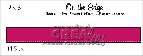 On the Edge stans/die no. 6