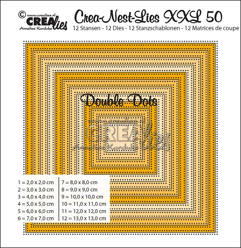 Crea-Nest-Lies XXL No. 50
