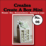 Create A Box Mini No.06 - Milk Carton