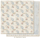 "MajaDesign 12""x12"" Vintage Romance Collection Deep Love VIN-832"