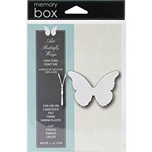 Memory Box Asti Butterfly Wings