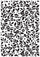 Kaisercraft Embossing folder EF250 Tiny Floral