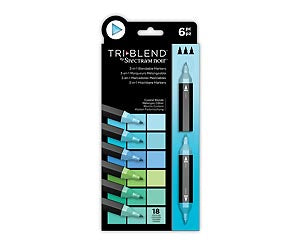 TriBlend 6pc - Spectrum Noir