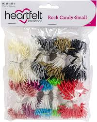 Heartfelt Creations Rock Candy Small - 1mm X 2.25