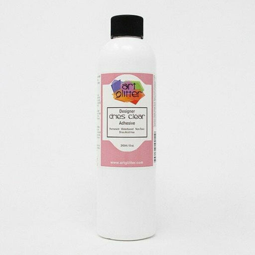 Art Glitter Designer Dries Clear Adhesive 480ml./ 16 oz.