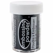 Stampendous Embossing Powder Detil Black DP111