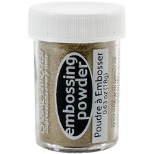 Stampendous Embossing Powder Detail Gold DP102