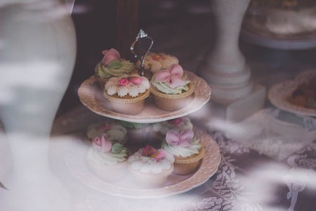 Bite-Sized Bliss: 10 Wedding Cupcake Tiers For Your Big Day