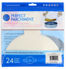 "The Smart Baker 10"" Round Perfect Parchment - Package Back"