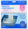 "The Smart Baker 6"" Square Perfect Parchment - Package Front"