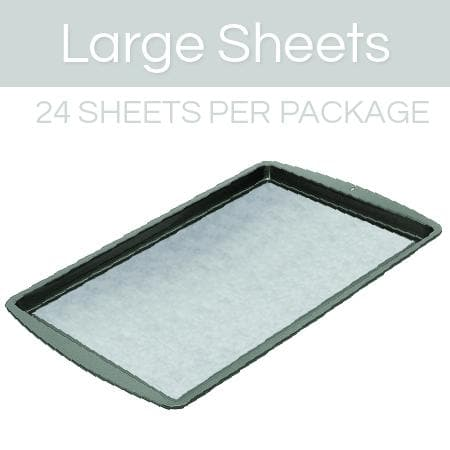 11x17 Large Pre-cut Parchment Sheets-24 pack-Icon
