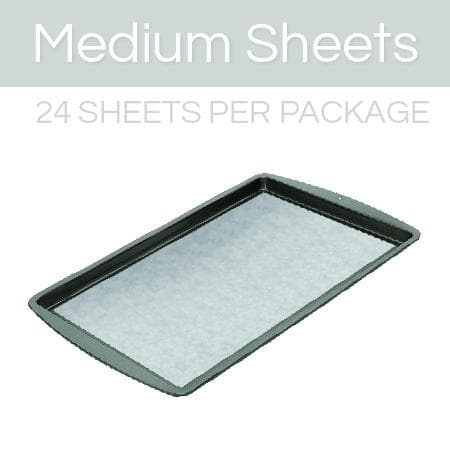 10x15 Medium Pre-cut Parchment Sheets-24 pack-Icon