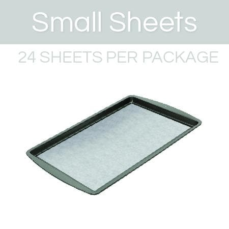 9x13 Small Pre-cut Parchment Sheets-24 pack-Icon