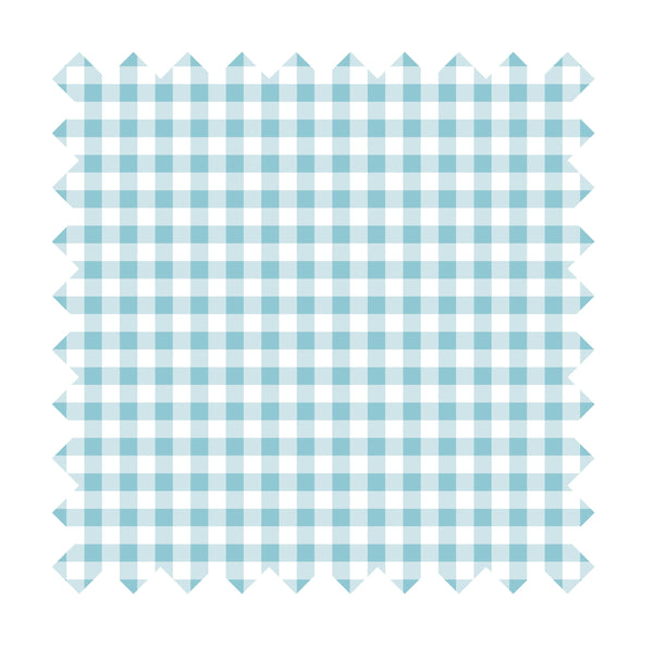 Blue Gingham Spring Tier Liners for Cupcake Tower