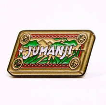 Load image into Gallery viewer, Jumanji Enamel Pin - Only 90's Kids Know