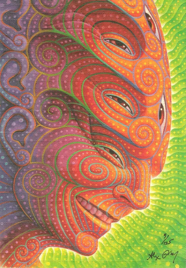 Don't Miss Your Chance To Purchase The New Alex Grey Signed Print