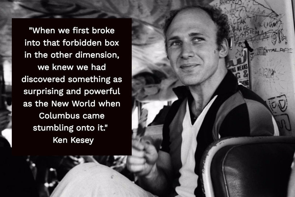 Happy Birthday, Ken Kesey!