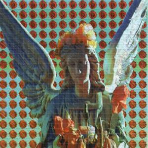Angel Rose Blotter Art - Shakedown Gallery