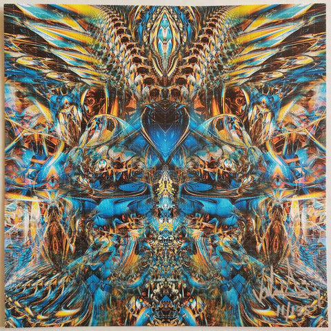 Johnathan Singer Megaloptera Signed Numbered Edition