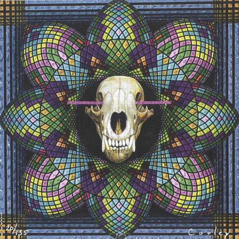 "David Cooley ""Unapologetic"" Blotter Art - Shakedown Gallery"