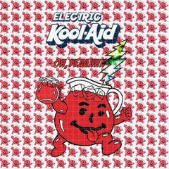 Electric Kool-Aid Blotter Art