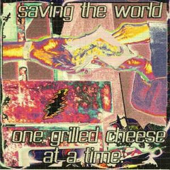 Grilled Cheese Blotter Art - Shakedown Gallery