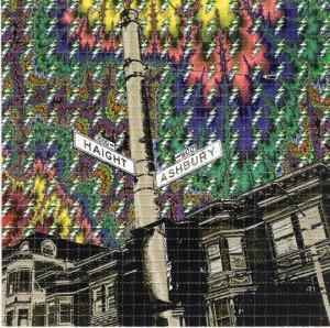 Haight-Ashbury Blotter Art - Shakedown Gallery