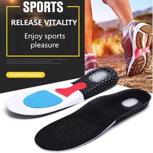 Medical-Defends Arch Support Insoles for Men and Women