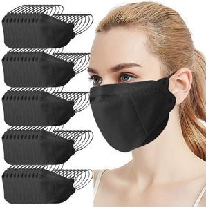 Medical-Defends face mask 4-Layers Premium Protective KF94 Certified Face Safety, Korea Disposable KF94 Face Masks