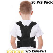 Load image into Gallery viewer, Medical-Defends Kids-Teenager / 20 Pcs Pack Posture Corrector for Women, Men, Kids, Teenager