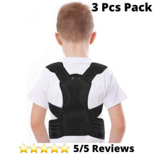 Load image into Gallery viewer, Medical-Defends Kids-Teenager / 3 Pcs Pack Posture Corrector for Women, Men, Kids, Teenager
