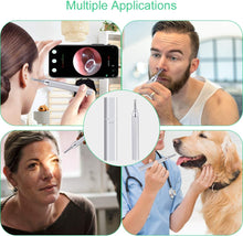 Load image into Gallery viewer, Medical-Defends Otoscope Wireless Otoscope Ear Scope, HD Ear Inspection Camera 3.0mm