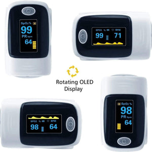Medical-Defends Pulse Oximeter Fingertip