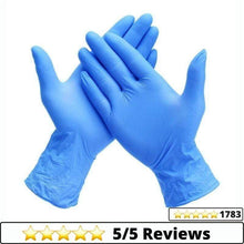 Load image into Gallery viewer, Medical-Defends Small / 50 Pcs Box Rubber Gloves, Latex Gloves