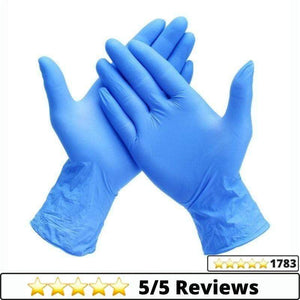 Medical-Defends Small / 50 Pcs Box Rubber Gloves, Latex Gloves