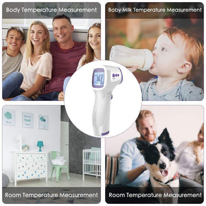Medical-Defends Touchless Thermometer For Adults and Kids