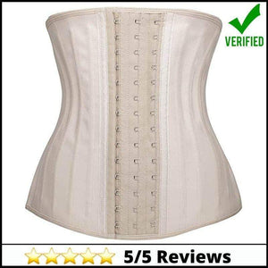 Medical-Defends Waist Trainer 6XL / Beige Waist Trainer For Women (Corset Top Body Shaper Weight Loss)