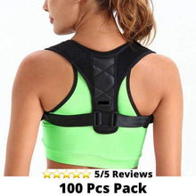 Load image into Gallery viewer, Medical-Defends Women / 100 Pcs Pack Posture Corrector for Women, Men, Kids, Teenager