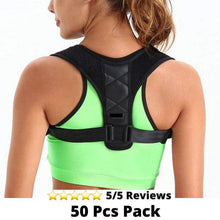 Load image into Gallery viewer, Medical-Defends Women / 50 Pcs Pack Posture Corrector for Women, Men, Kids, Teenager