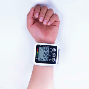 Medical-Defends Wrist Blood Pressure Monitor