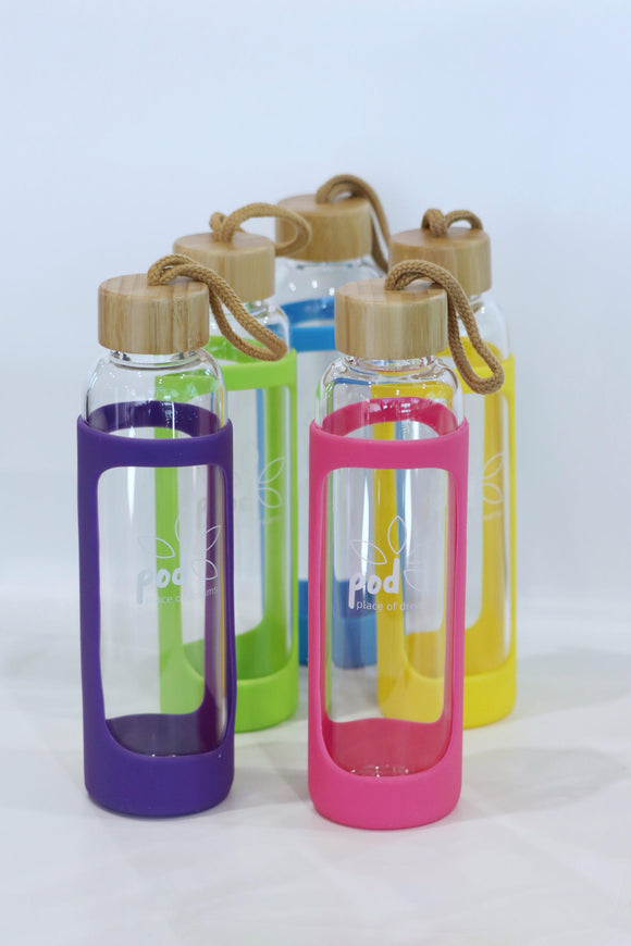 POD Glass Water Bottle