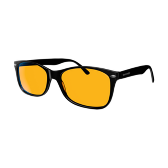 Black Swannies Blue light blocking glasses- black