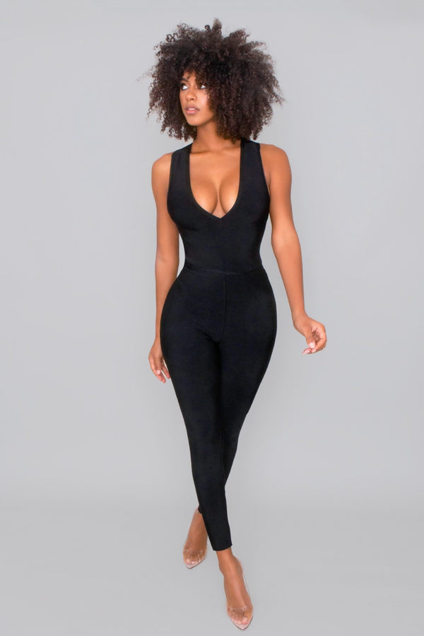 Women Criss-Cross Best Jumpsuits - Best Rompers for ladies