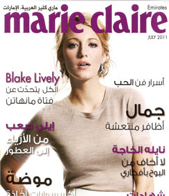 marie claire - emirates - July 2011